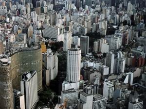 São Paulo aérea