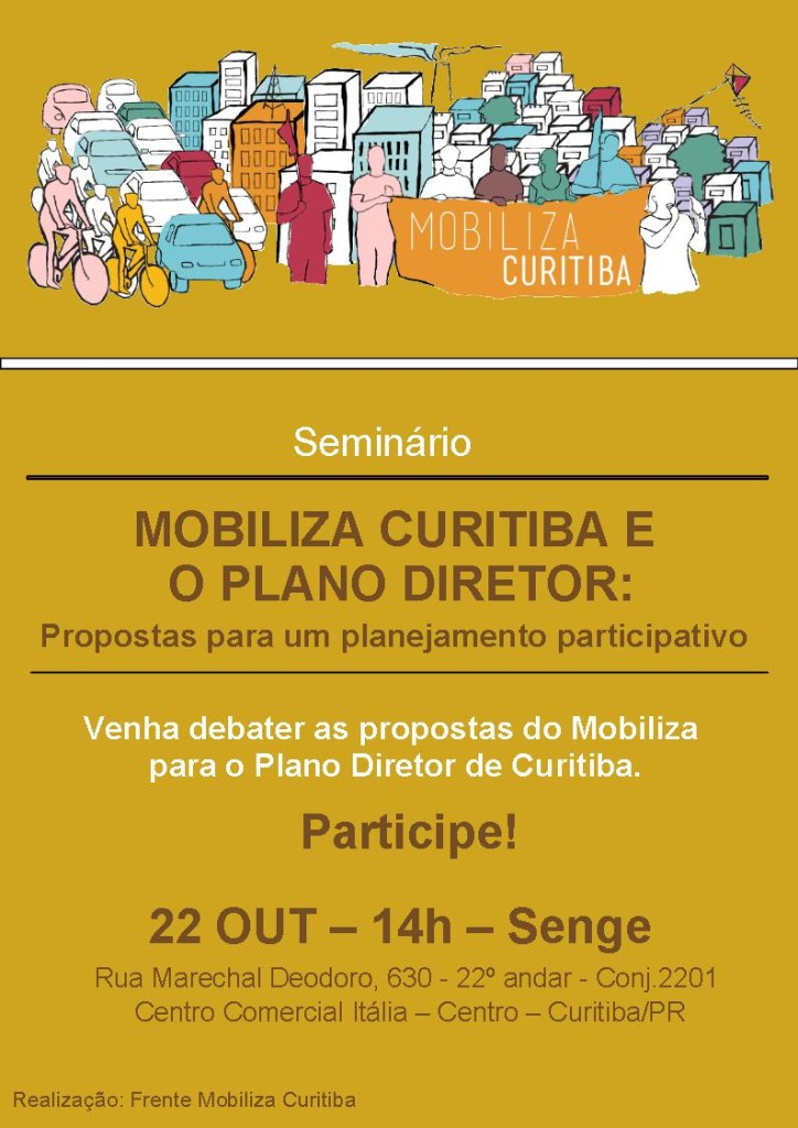 Cartaz Mobiliza Propostas