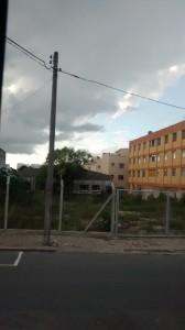 Local: Avenida Erasto Gaetner, ao lado do nº. 1717. (foto: Luana Coelho)