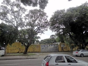 Local: Av. Iguaçu, 3791, Seminário (foto: Lucas Prates)