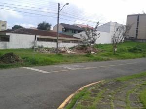 Local: Rua Nunes Machado esquina com a João Vianna Seiler.