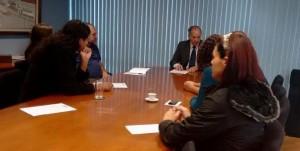 Reunião Aílton Araújo